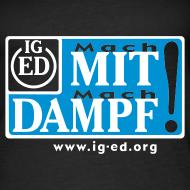 Motiv ~ IG-ED DampferInen-Tanktop