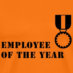 Employee of the Year - Männer Premium T-Shirt