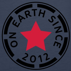 on earth since 2012 (no) Topper - Premium singlet for kvinner
