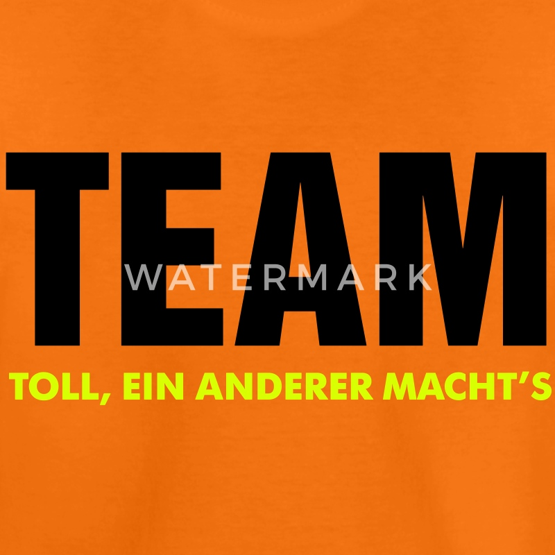 team toll ein anderer macht's crew teamplayer T-Sh - Kinder Premium T-Shirt