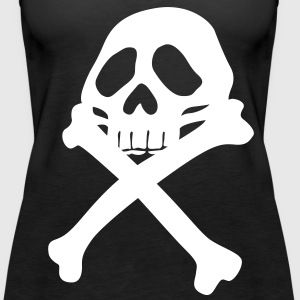 Pirate Tops - Women's Premium Tank Top