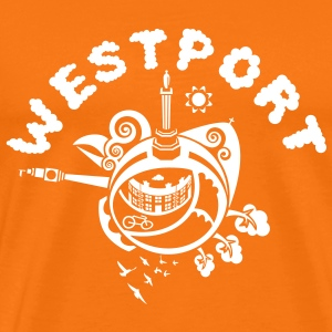 Westport, Mayo, Ireland - Men's Premium T-Shirt