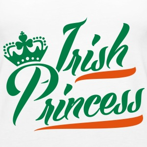Irish Princess Tops - Women's Premium Tank Top