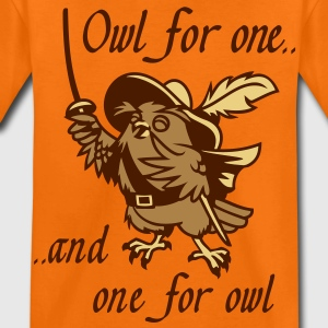 owl for one Shirts - Kids' Premium T-Shirt