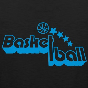 basketball T-Shirts - Men's Premium Tank Top