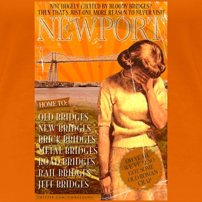 LADIES Taff Tourism: Newport (swear free)