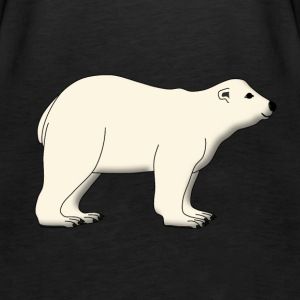Polar bear Tops - Women's Premium Tank Top