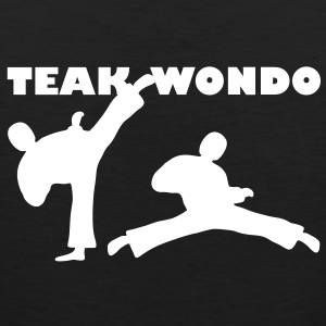Teakwondo - Tournament - Men's Premium Tank Top