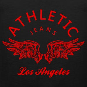 Athletic jeans los angeles T-Shirts - Männer Premium Tank Top