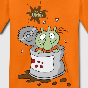 Olchis Dose T-Shirts - Kinder Premium T-Shirt