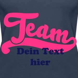 team Tops - Frauen Premium Tank Top