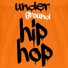 underground hip hop graffiti T-Shirts