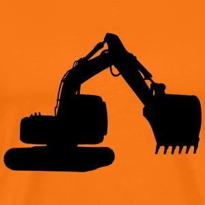 Bauarbeiter flirten