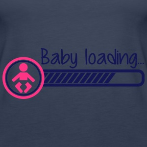 baby loading Tops - Frauen Premium Tank Top