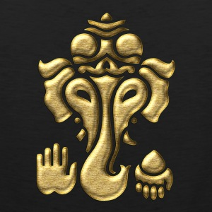 Ganesha - Elephant God - Hinduism, Tantra  T-Shirts - Men's Premium Tank Top