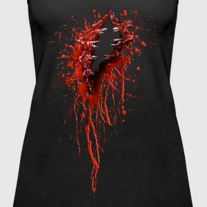 Heartless - Frauen Premium Tank Top