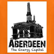Design ~ Aberdeen - the Energy Capital kid's T-shirt