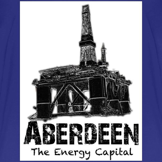 Aberdeen - the Energy Capital kid's T-shirt