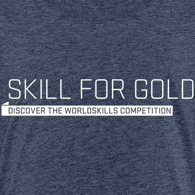 Skill for Gold Teenager T-Shirt