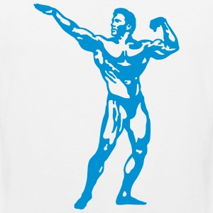 Bodybuilding T-Shirts - Men's Premium Tank Top