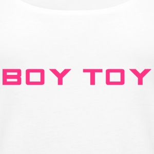 Boy Toy Top - Canotta premium da donna