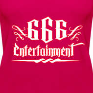 Motiv ~ 666 Entertainment Logo 1Girl Top