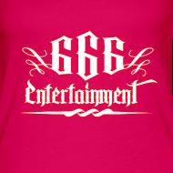 Motiv ~ 666 Entertainment Logo 1Girl Top