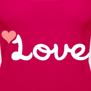 Love Tops - Women's Premium Tank Top