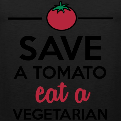 Tomaten & Gemüse - Save a Tomato eat a Vegetarian