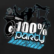 Motiv ~ 100% PARTY GLÖD (Nyhet)