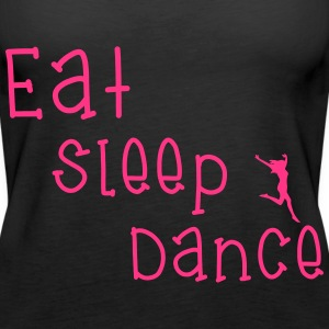 Eat Sleep Dance Tops - Camiseta de tirantes premium mujer