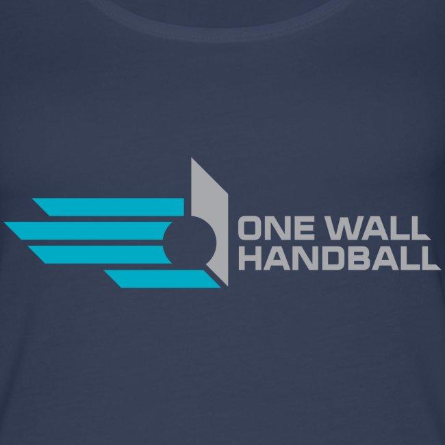 One Wall Handball  - Dames Tank Top met logo voorzijde