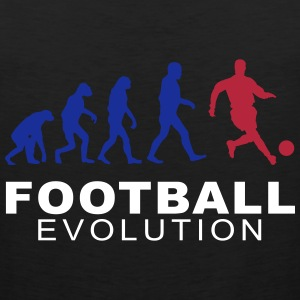 Football Evolution T-Shirts - Men's Premium Tank Top