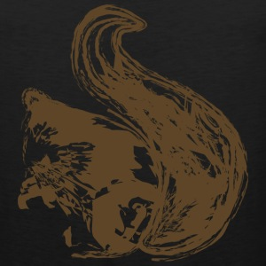 Squirrel T-Shirts - Men's Premium Tank Top