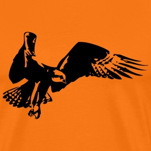 bird of prey - Men's Premium T-Shirt