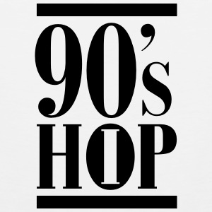 90´s Hip Hop T-Shirts - Men's Premium Tank Top