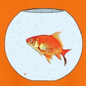 Poisson rouge / Goldfisch T-Shirts - Kinder Premium T-Shirt