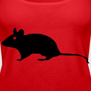 Maus Tops - Frauen Premium Tank Top