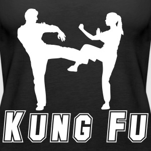 Kung Fu - Kampfsport Tops - Frauen Premium Tank Top