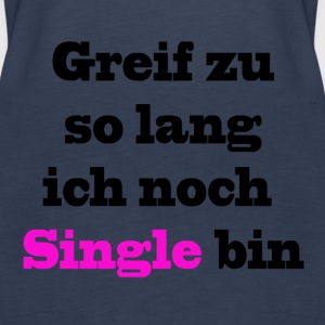 Single Frau - Top - Frauen Premium Tank Top