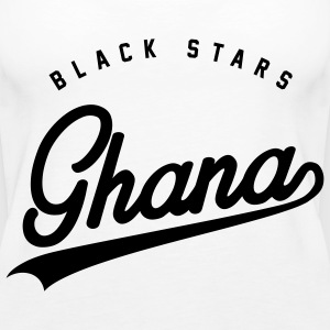 Ghana - Black Stars Tops - Frauen Premium Tank Top