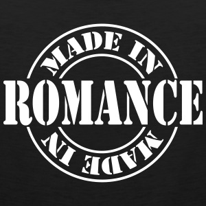 made_in_romance_m1 T-Shirts - Männer Premium Tank Top