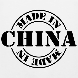 made_in_china_m1 Tee shirts - Débardeur Premium Homme