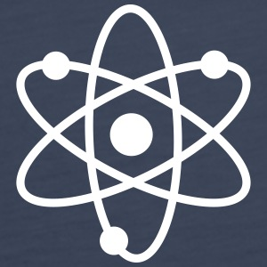 science symbol / nerd Topper - Premium singlet for kvinner