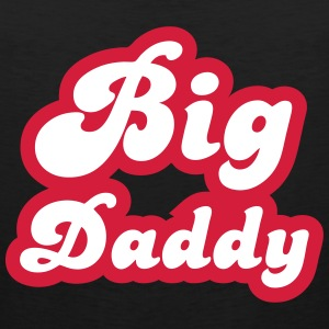 Big Daddy T-skjorter - Premium singlet for menn