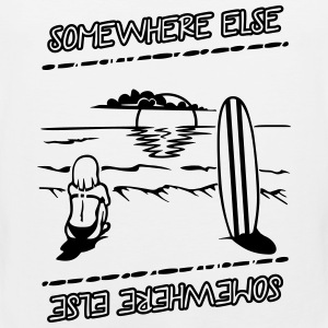 somewhere else Tee shirts - Débardeur Premium Homme