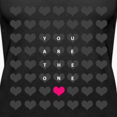 You are the one - valentine's day Tops