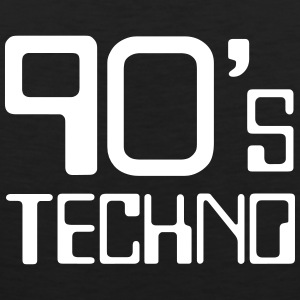 90´s Techno T-Shirts - Men's Premium Tank Top