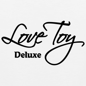 Love Toy Deluxe T-Shirts - Männer Premium Tank Top