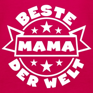 mama muttertag Tops - Frauen Premium Tank Top